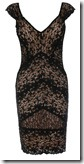 Oasis Lace Bandage Dress