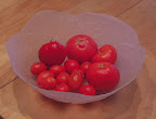 darkest tomato from AG, rest bag-ripened
