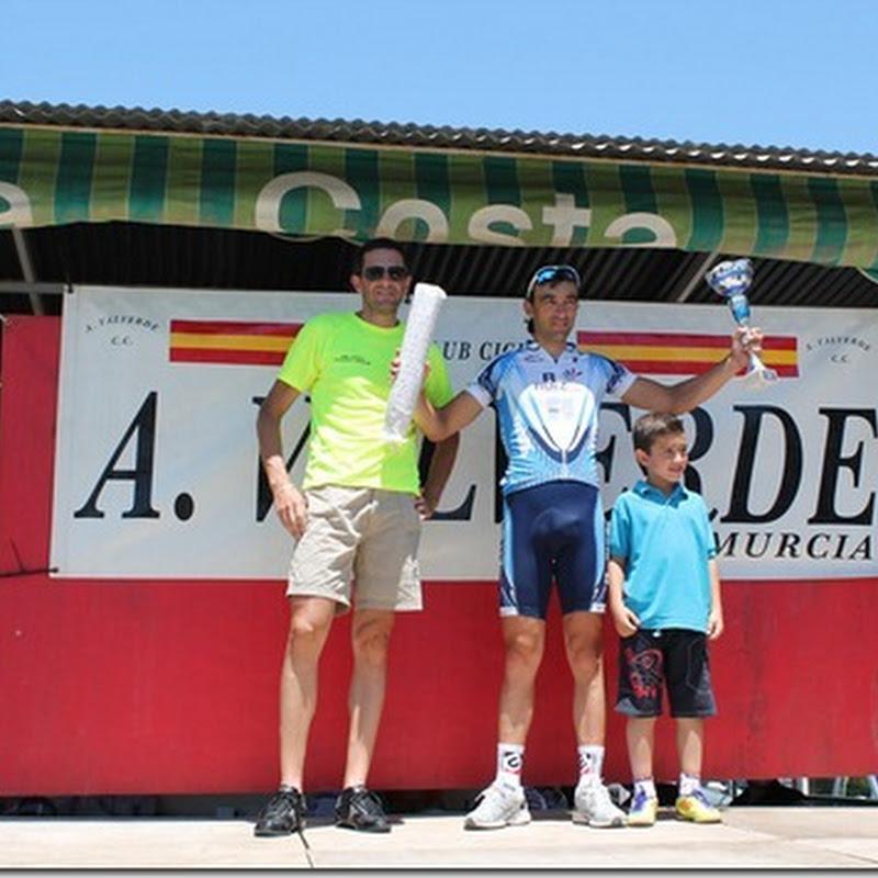 Juan Manuel Camacho (Ruiz Re Seguros CC) gana el VI Trofeo CC Alejandro Valverde