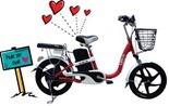 bicicleta eletrica lev gnt