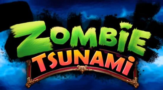 لعبة تسونامى الزومبى Zombie Tsunami لأندرويد