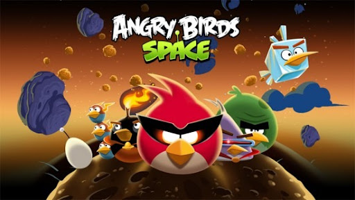 Download   Angry Birds: Space v1.0.0 PC + Crack + Serial (2012)