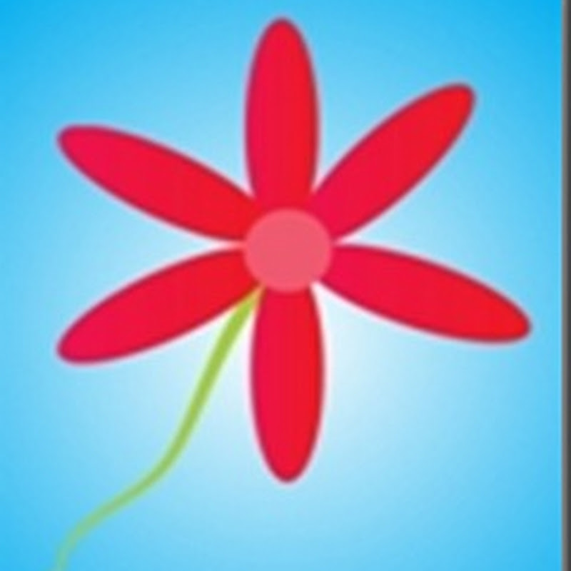 Tutorial Membuat Gambar Simple Flower di Coreldraw