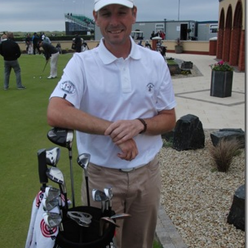 What's In The Bag David Higgins, 2012 Irish PGA Champion