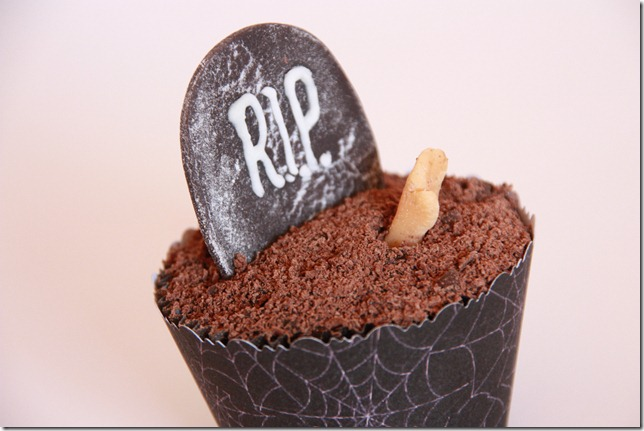 halloween cupcakes creepy gravstøtte IMG_7011