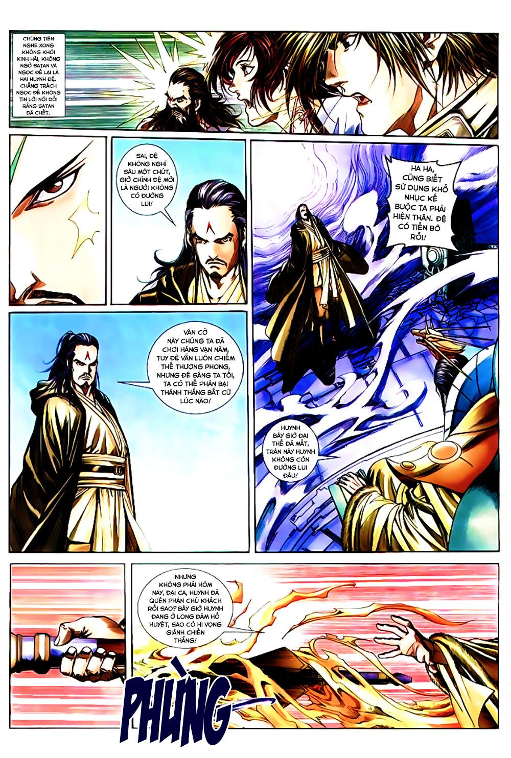 xem truyen moi - BÁT TIÊN ĐẠO - Chapter 28: Đồng Căn Sinh
