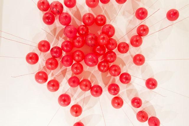 Festa di laurea in rosso allestimento for Idee per addobbare festa di laurea
