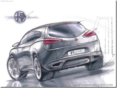 Alfa Romeo Kamal Concept8