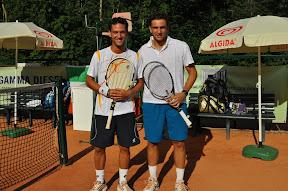 Davide Pontoglio con Ettore Capello