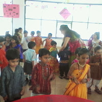 Primary and Pre-Primary on 11th October GDA Harni