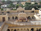 Hawa Mahal (view from the top)