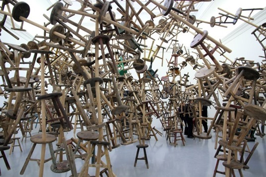 Ai-Weiwei-bang-installation-at-Venice-Art-Biennale-2013-Venice-08