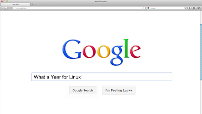 I successi Linux del 2012 in un Video