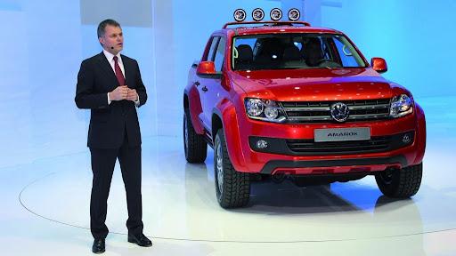 Volkswagen Amarok Canyon Konsept Duyuruldu