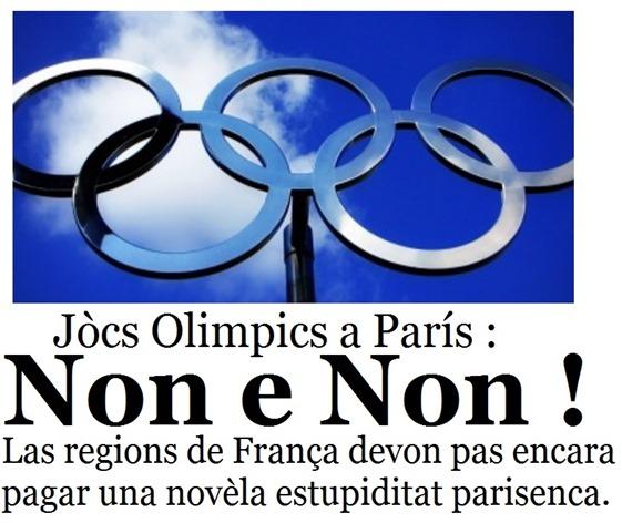 Jòcs Olimpics a París