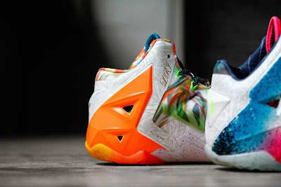 nike lebron 11 gr what the lebron 6 10 A Closer Look at the Nike LeBron 11 What the LeBron