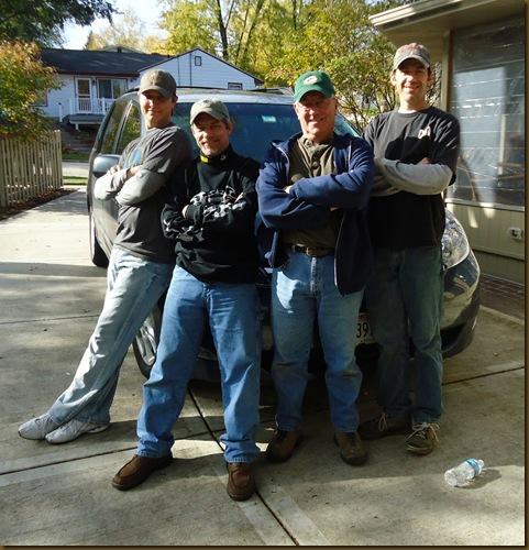 The 4 guys