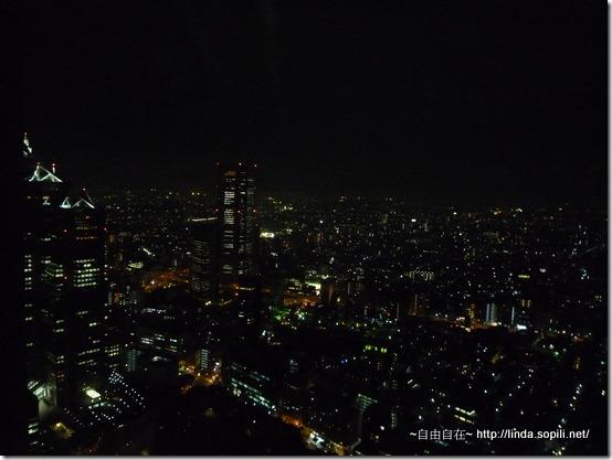 東京都廳-免費夜景