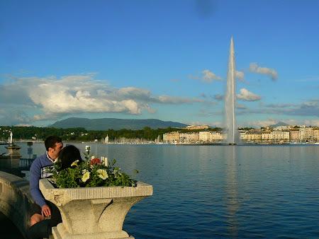 Obiective turistice Geneva: Jet de l'Eau