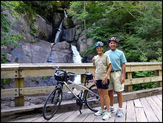 6 - Buttermilk Falls - Bill and Nancy