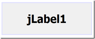 JFrame con Jlabel modificado