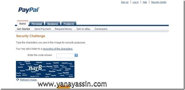 Cara daftar Paypal  104