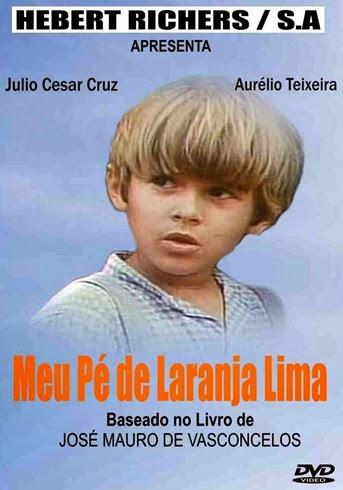 O Meu Pé de Laranja Lima - filme 1970