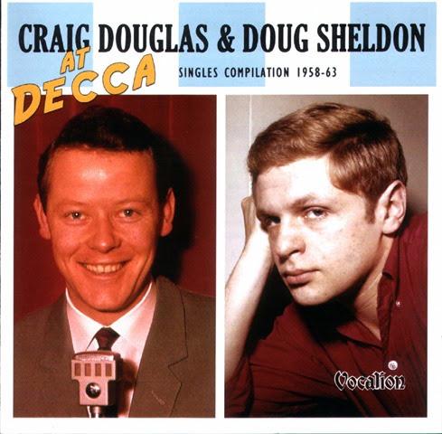 At Decca – Craig Douglas & Doug Sheldon