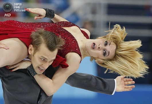 Photos of the day from 2014 Sochi Winter Olympics - February 17,