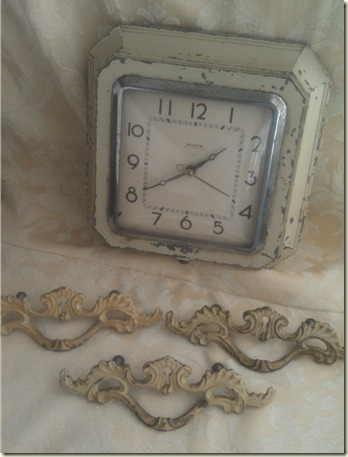 vintage clock