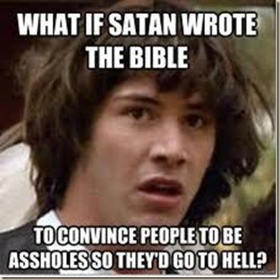 Ateismo cristianos infierno hell dios jesus grafico religion biblia memes desmotivaciones (35)