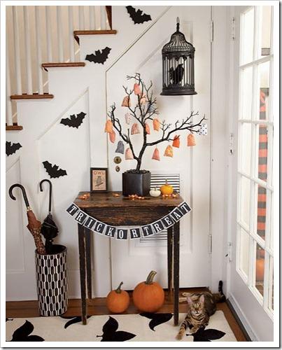 raven & bats style @ home