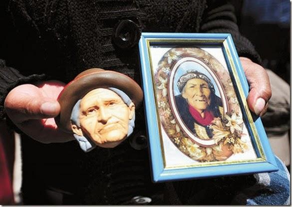 Todos Santos en El Alto