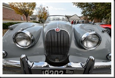 Katie's Cars and Coffee - Jaguar