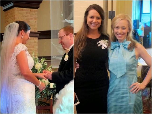 Emily's Wedding and NOLA