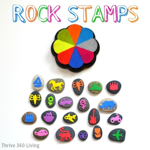 Rocks stamps 3 resized