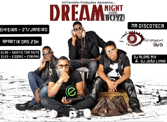 Dream Night (Com Os Dream Boyz)