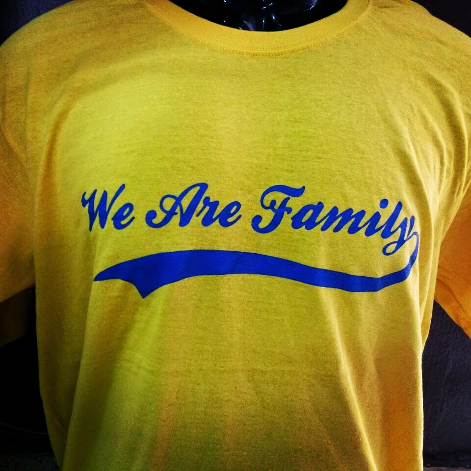 T Shirt Design For Family Day