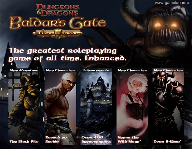 Baldur's Gate -- Enhanced Edition - SKIDROW