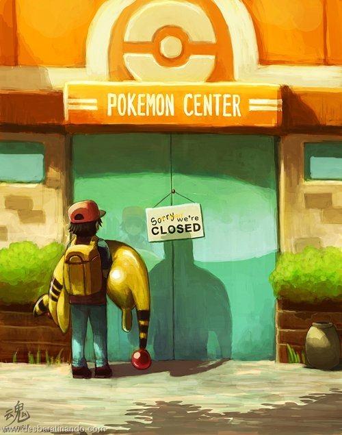 video game fan art desbaratinando  (5)