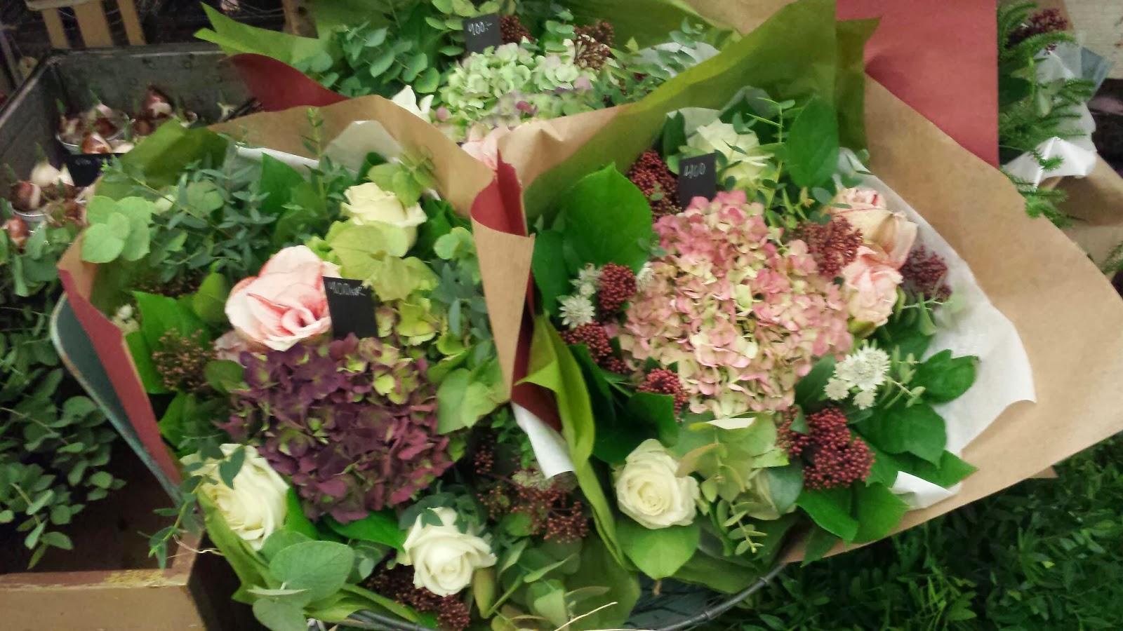 Dorinas blommor : blomrum