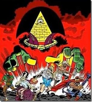 piramide maçonaria desenho animado- priscila e maxwell palheta