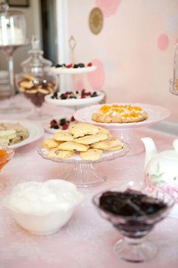 Tea party  053