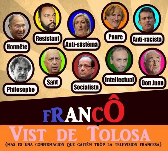 França vist de Tolosa