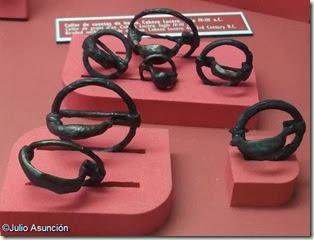 Fíbulas de Cabezo Lucero - Museo arqueológico de Guardamar del Segura