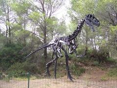 2008.09.10-024 squelette d'allosaure