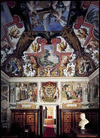 Bibliothèque Archives Secrète Vaticane