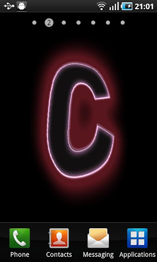 Swaying Pink C-Monogram