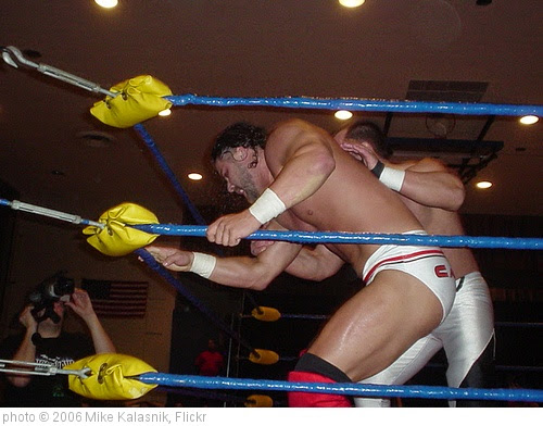 'Josh Daniels vs Robert Roode' photo (c) 2006, Mike Kalasnik - license: https://creativecommons.org/licenses/by-sa/2.0/