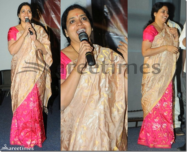 Jeevitha_Half_and_Half_Saree